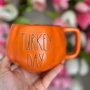 rae dunn tuckey day mug